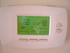 thermostat save money